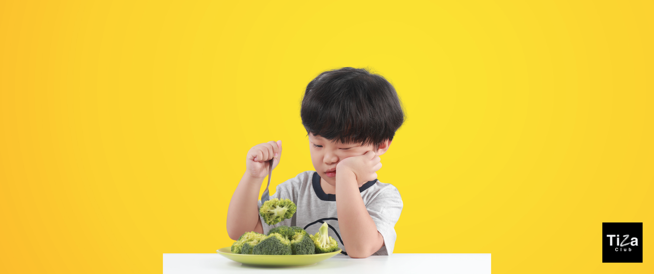 Picky eater – Mi hijo no come